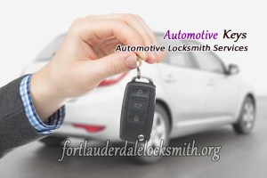 Automotive Keys